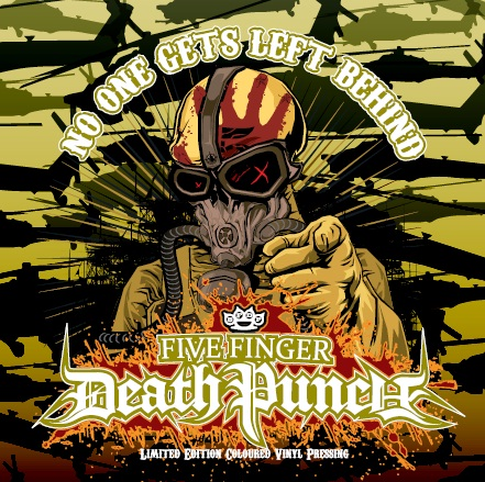 Five Finger Death Punch Noone Gets Left Behind Push To Fire