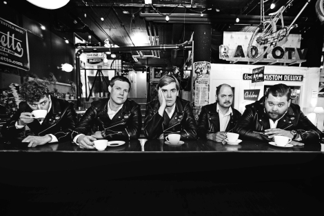 The Hives - Photo by- Annika Berglund