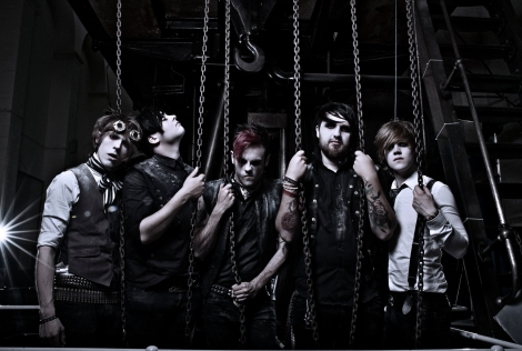 Fearless Vampire Killers - [Credit: Scott Chalmers]