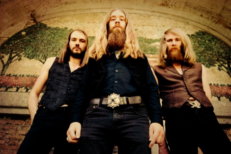 Kadavar - NEW press photo