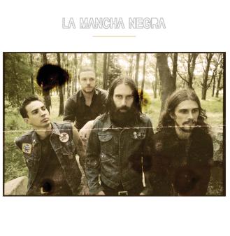 La Mancha Negra - La Mancha Negra - cover