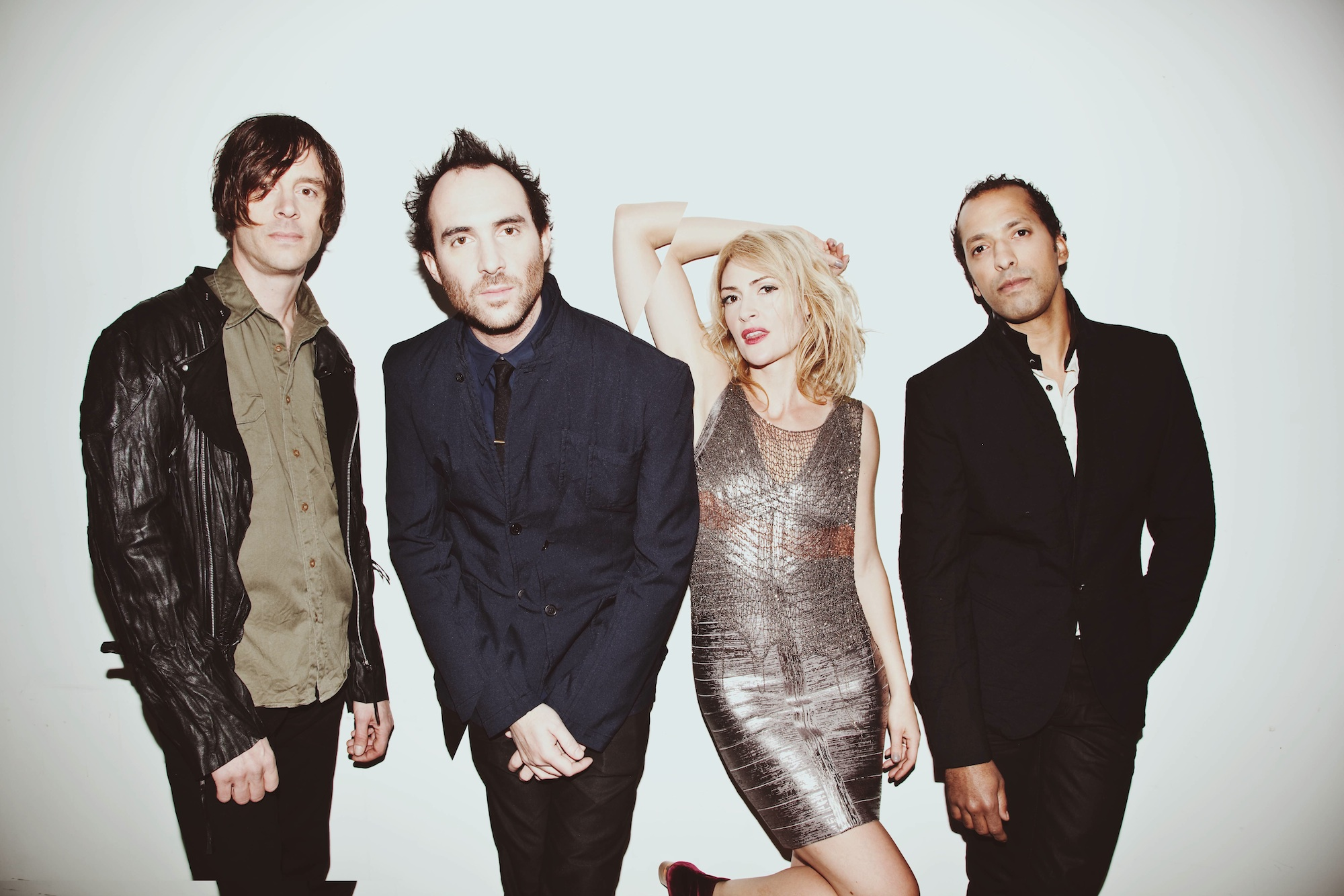 In the early 2000s when rock was back and every band in the world seemed to  be looking for a wormhole to a 1970s garage, Metric front woman Emily  Haines was ...