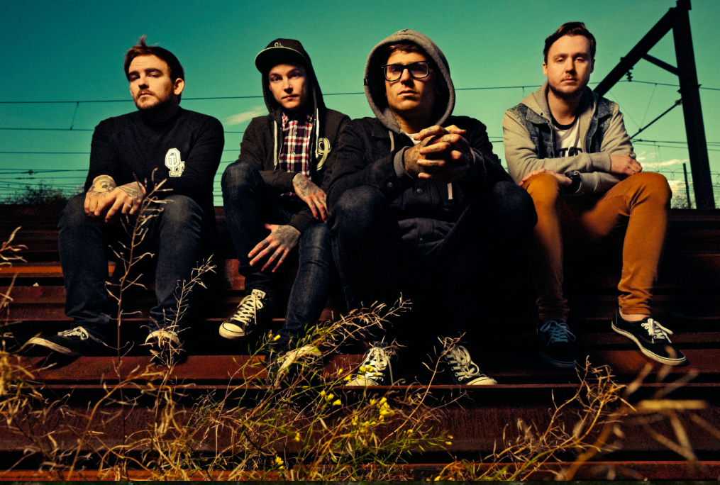 Amity affliction adelaide