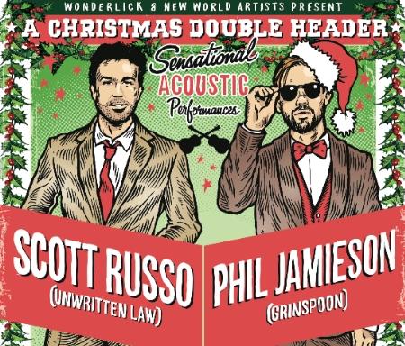 Scott Russo/Phil Jamieson acoustic