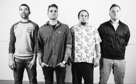 New Found Glory (Credit: Lindsey Byrnes)